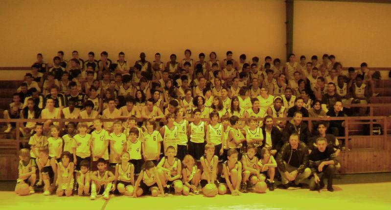photo présentation équipes 2009-2010