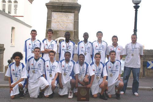CHAMPIONS DE FRANCE MINIMES 2009